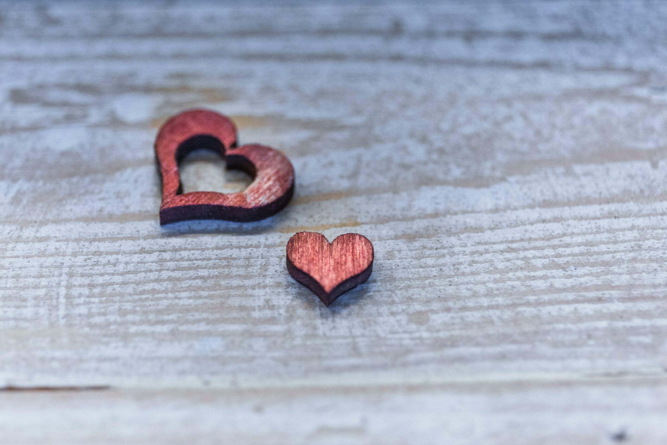Heile dein Herz, um Liebe neu zu erfahren!